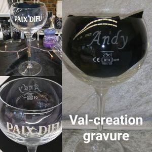 paix-dieu-verre-à-bière-25cl-prénom-gravure-valcreationbeuvry