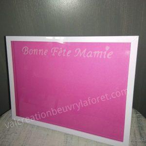 cadre-gravure-bonne-fete-mamie-photo-verre-coeur-rose