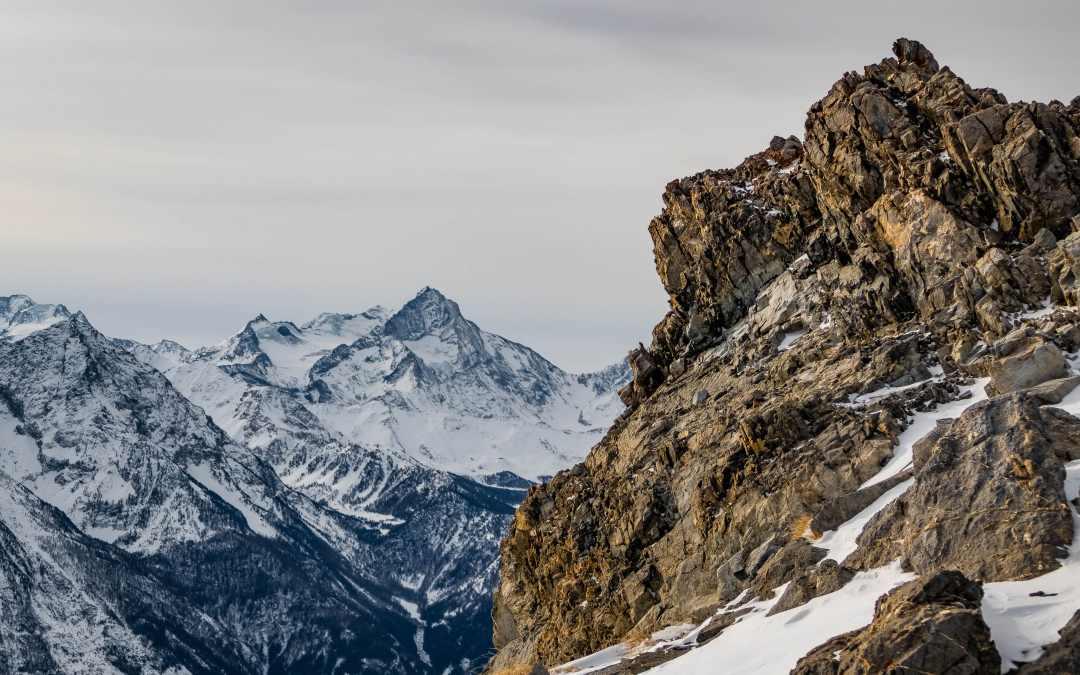 Mont Gran Pays d'hiver