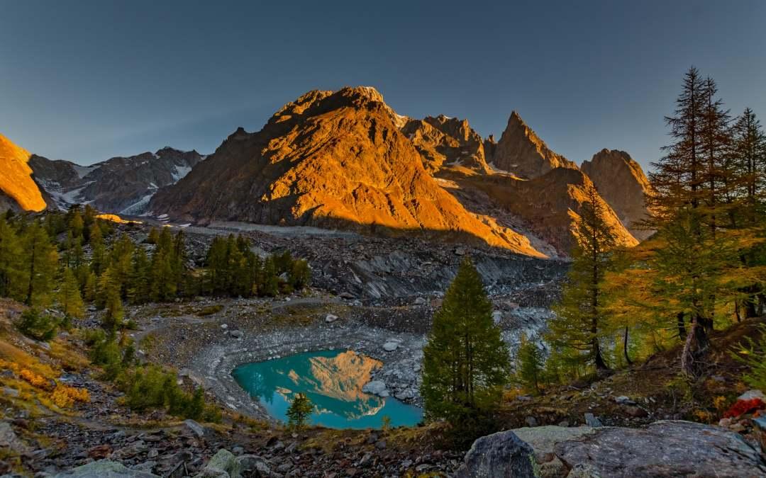 Le Glacier de Miage