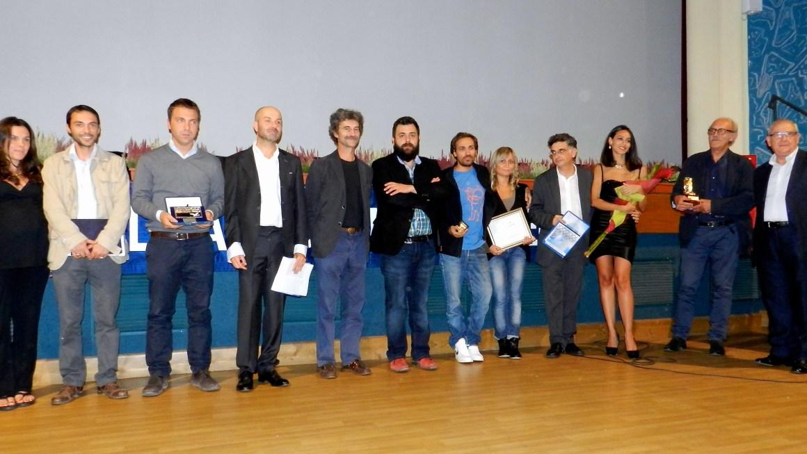 La cerimonia di premiazione del 31° Valdarno Cinema Fedic