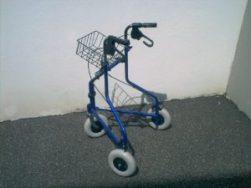 blue cart