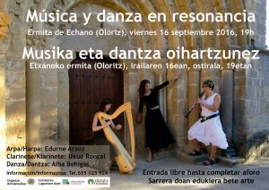 Danza y música en resonancia