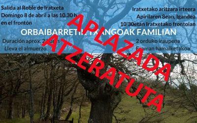 Vuelven las Excursiones en Familia por la Valdorba