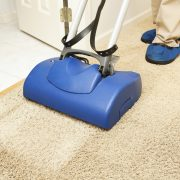 carpet cleaning agitation machine