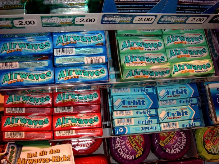chewing gum images