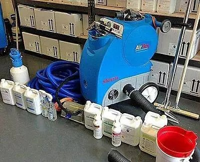 our carpet cleaners that we use, air flex turbo