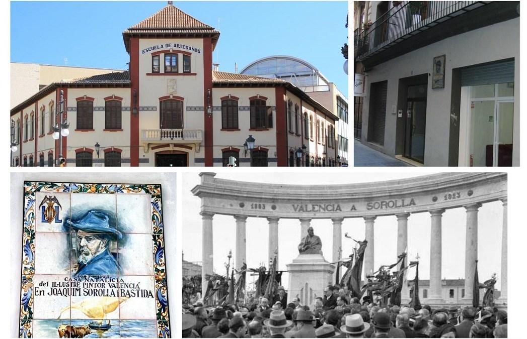 La Ruta Sorolla: 29 lugares de Valencia relacionados con Joaquín Sorolla