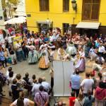 """El mercado fallero de Tapineria, On Fallas, """"contra-a-traca"""" este fin de semana"""