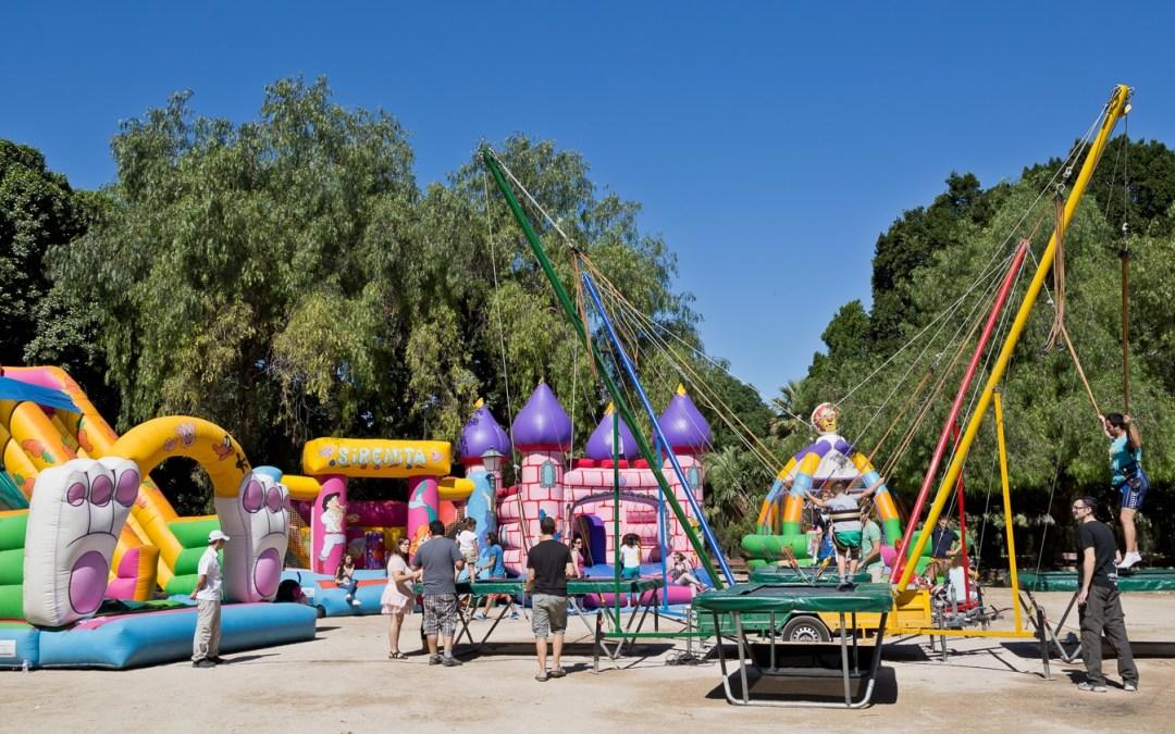 La Feria de Primavera 2016 llega este fin de semana a los Jardines de Viveros