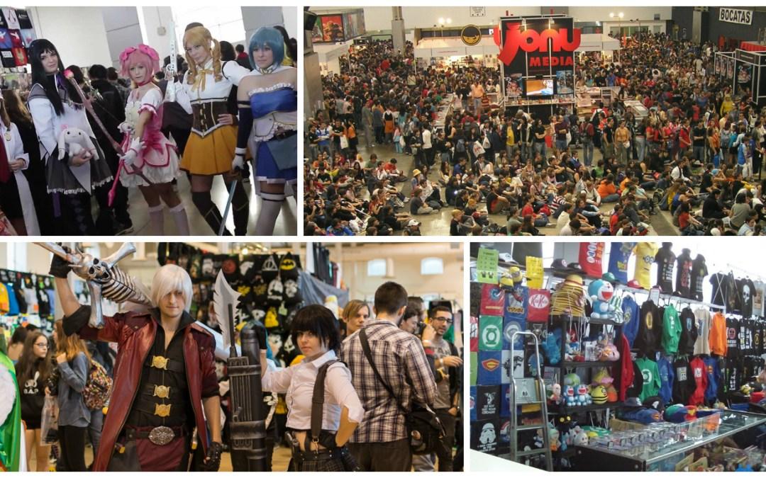 Llega el XX Salón del Manga de Valencia los días 25 y 26 de noviembre a Feria Valencia