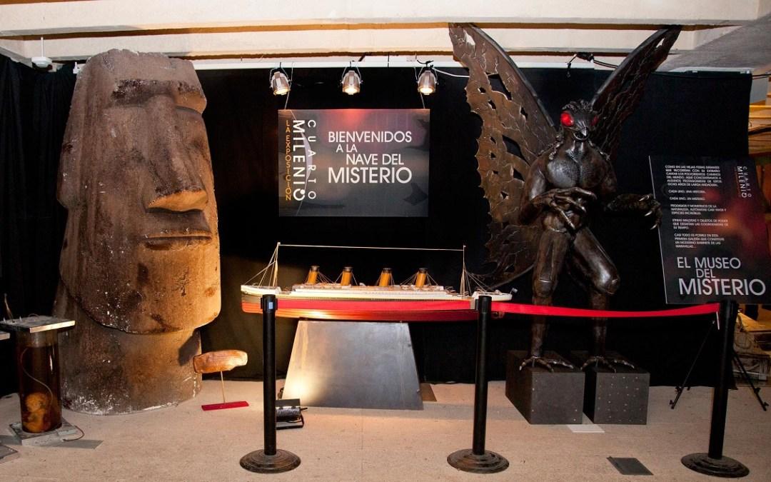 Cuarto Milenio: La Exposición, y Las Noches del Misterio, llegan a Valencia en Junio