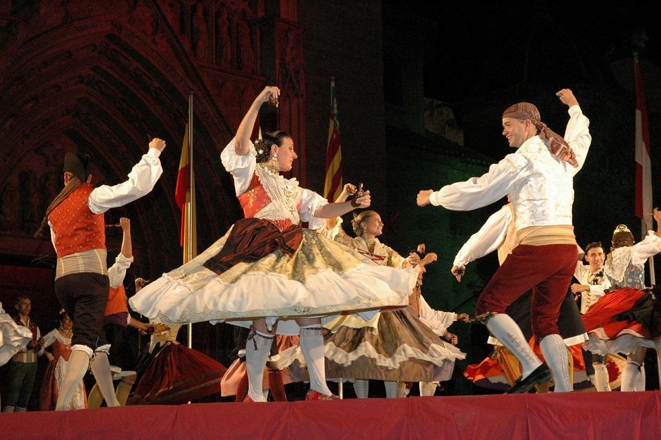 7 días de música y danza tradicional con el Festival Internacional de Valencia