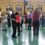 El vestíbulo de la Estación del Norte se convierte en una pista de baile el próximo domingo