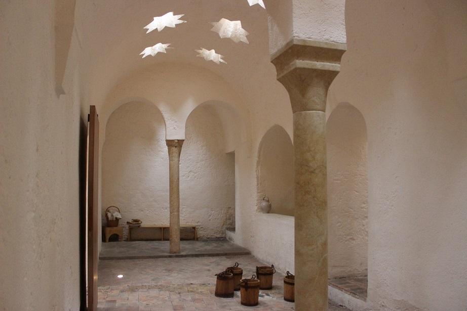Los Baños del Almirante: los únicos baños medievales visitables en Valencia