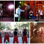 Circo callejero y espectáculos GRATUITOS en Valencia los días 28 y 29 de octubre