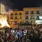Cuentos y leyendas a la luz de más de 100 hogueras en el Cuentantón de Chelva por San Antón
