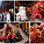 La Cabalgata del Año Nuevo Chino 2018 en Valencia será el sábado 17 de febrero