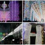 Encendido de luces Fallas 2017 – Iluminación calles importantes Fallas 2017