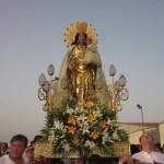 La imagen peregrina de la Virgen de los Desamparados visitará Burjassot desde este viernes