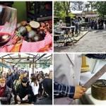 La plaza del Ayuntamiento de Valencia acoge la I Mostra de Vins d'Estiu de la Feria de Julio