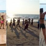 Las playas de Valencia acogen actividades GRATUITAS para practicar deporte este verano