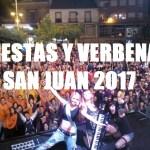 Verbenas y fiestas de San Juan en Valencia 2017