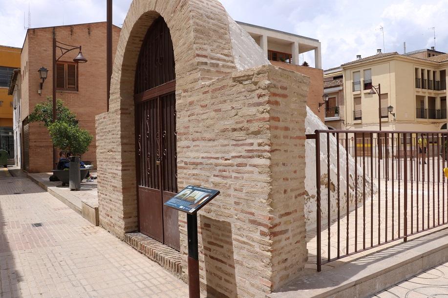 El aljibe medieval con cientos de años de historia de Quart de Poblet