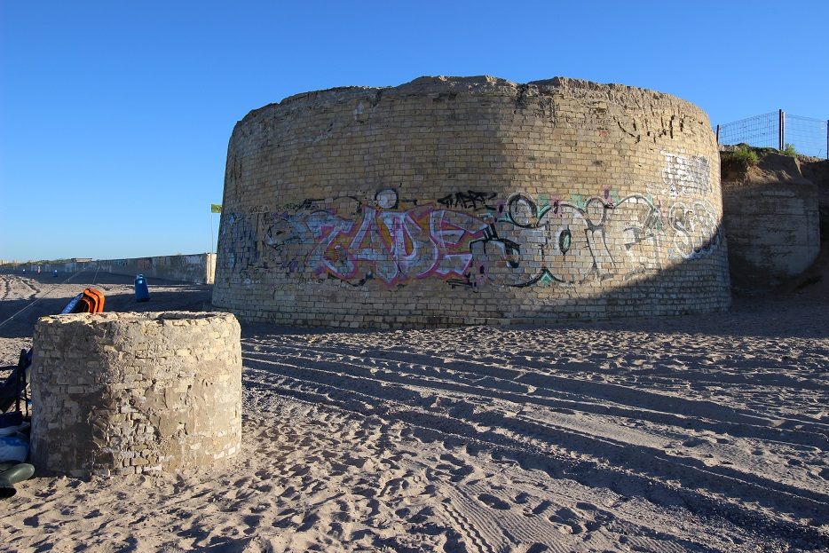 El Copón de Miaja, el abandonado Búnker del Saler, será restaurado para hacerlo visitable