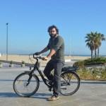 Valencia instala bicis eléctricas cargadas con energía solar