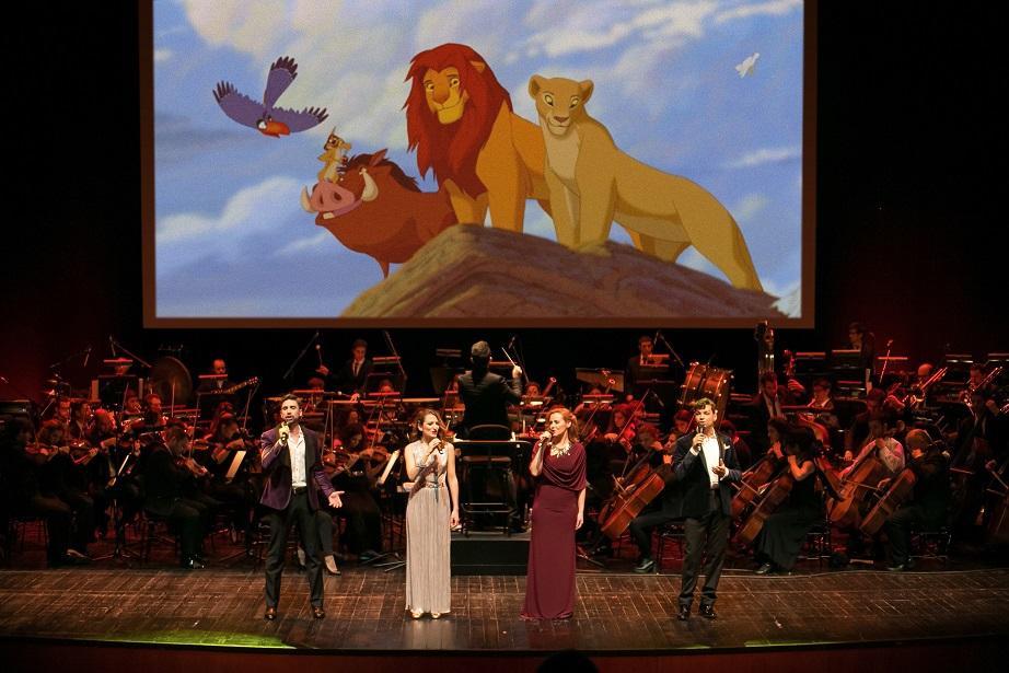 La magia de Disney llega en concierto a Valencia por Navidad