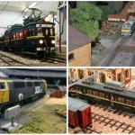 La sala Lametro de la estación de Colón acoge una exposición GRATUITA de maquetas de trenes a escala