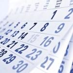 Calendario Laboral y de Fiestas Locales en la Comunitat Valenciana en 2018