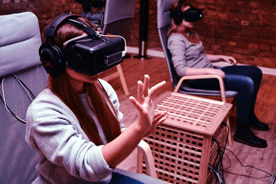 """Llega a Valencia la primera plataforma de juegos """"Quest"""" de realidad virtual: Virtual Trips"""