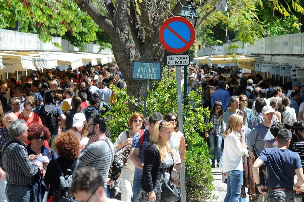 La 53 Feria del Libro de Valencia tendrá más de expositores, casetas y actividades que nunca