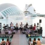 Un Lago de Conciertos ofrece su último concierto de la temporada en la Ciudad de las Ciencias