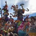 Las Fallas celebran su II Aniversario como Patrimonio con una fiesta ambientada en el siglo XIX