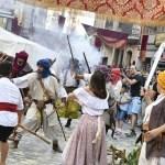El pirata Dragut vuelve para saquear Cullera en una recreación histórica este fin de semana