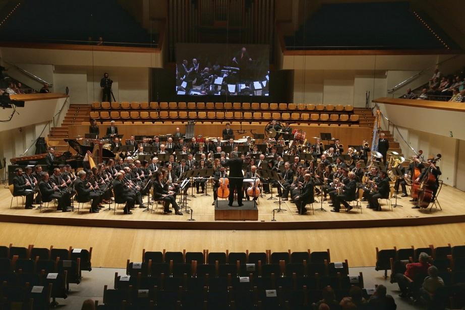 Conciertos gratuitos en el Palau por la 42 edición del Certamen de Bandas de la Diputació