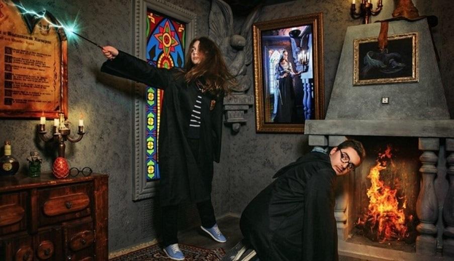 El primer escape room inspirado en la saga de Harry Potter llega a Valencia