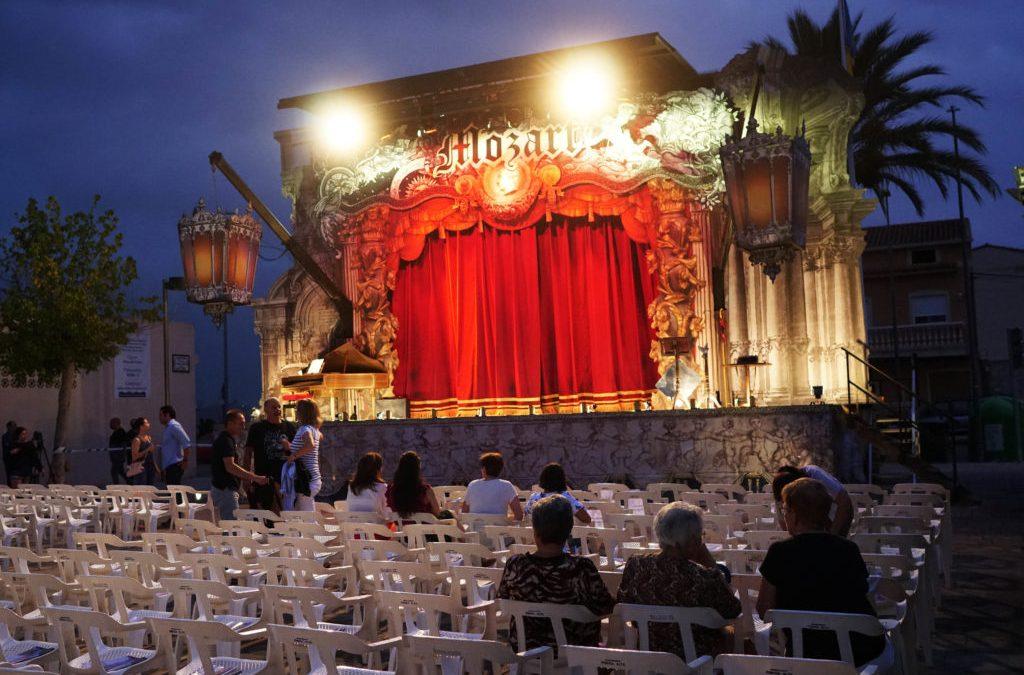 La ópera sobre ruedas llega de manera GRATUITA a las calles de Valencia y diversos municipios
