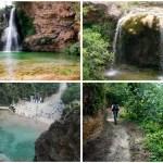 El Corbinet y la Cueva El Tejedor de Cortes de Pallás