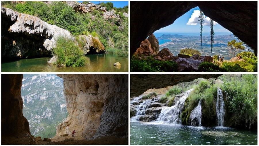 Maravillas naturales de la Comunidad Valenciana