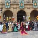 Gran recreación histórica y mercado medieval en Castellón por el 767 aniversario de su fundación