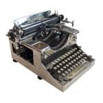 ¿Sabías que la primera máquina de escribir española se fabricó en Valencia?