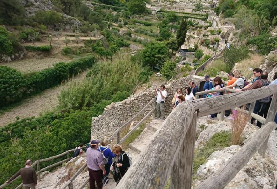 Rutas de senderismo GRATUITAS por la la Vall d´Albaida y l'Alcoià i el Comtat