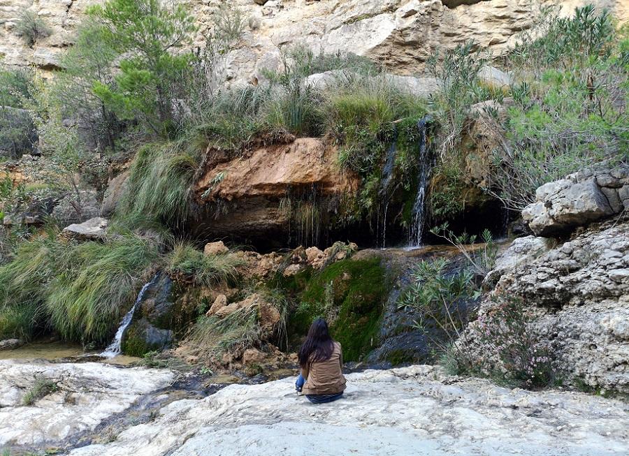 El Barranco de la Hoz de Chera