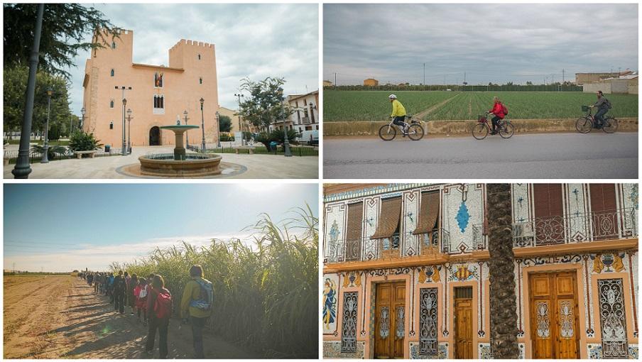 Descubre la Mancomunitat del Carraixet: huerta, patrimonio e historia a un paso de Valencia