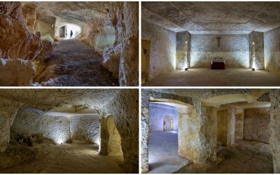 El monasterio rupestre de Bocairent, un convento subterráneo excavado en la roca