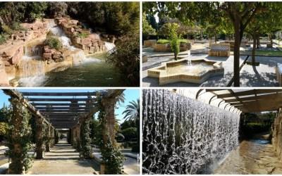 El Parque de Benicalap, uno de los jardines más bonitos de la ciudad de Valencia